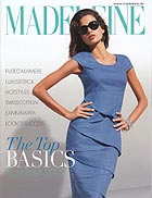 Каталог Madeleine The Top Basics модного сезона весна-лето 2015.     www.madeleine.de