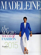 Каталог Madeleine The Magic Touch Of Fashion модного сезона весна-лето 2015.     www.madeleine.de