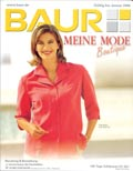 Каталог Baur Meine Mode Boutique сезона осень-зима 2004-2005. www.baur.de