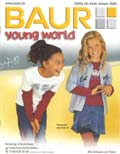 Каталог Baur Young World сезона осень-зима 2004-2005.