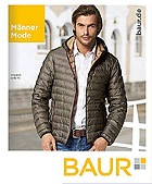 Каталог Baur Manner Mode сезона осень-зима 2015/16. www.baur.de